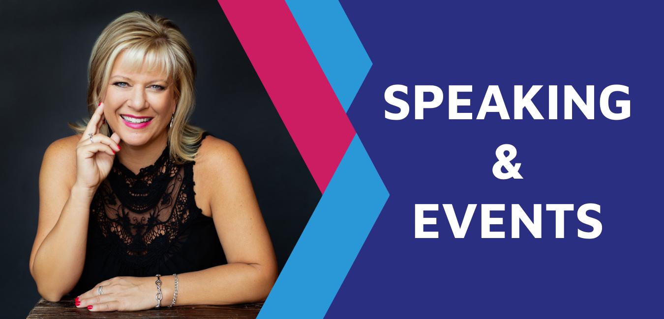 Speaking & Events